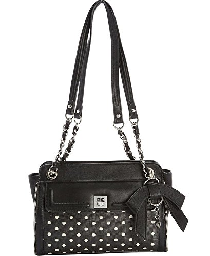 Jessica Simpson Logan Polka Dot Crossbody Bag