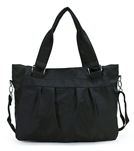 Scarleton Simple Ruffled Shoulder Bag H1726