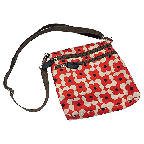 Orla Kiely Crossbody – Flower Shadow