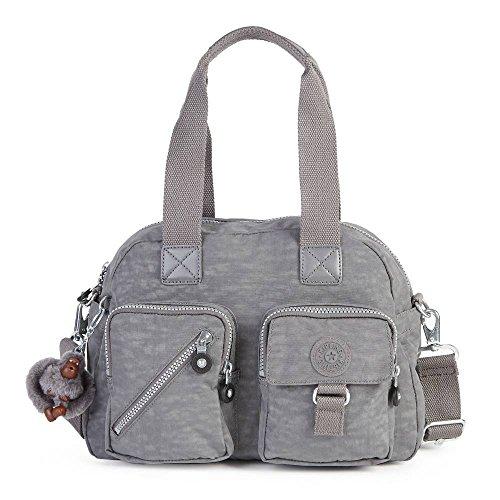 Kipling Women's Defea Handbag One Size Dusty Grey