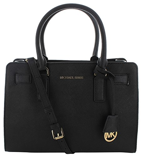 Micheal Kors Dillon Women's Saffiano Leather Satchel Handbag