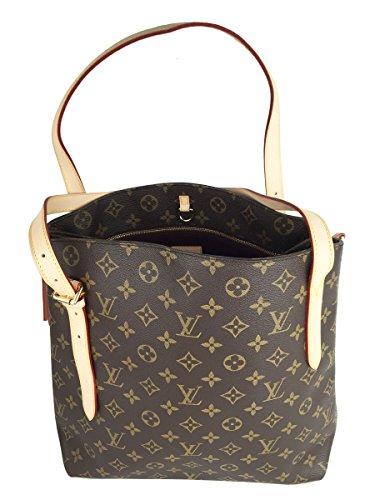 Louis Vuitton Voltaire M41207 Handbag Shoulder Bag Tote