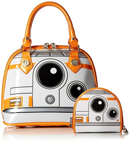 Star Wars The Force Awakens BB8 Dome Bag + Coin Purse Set