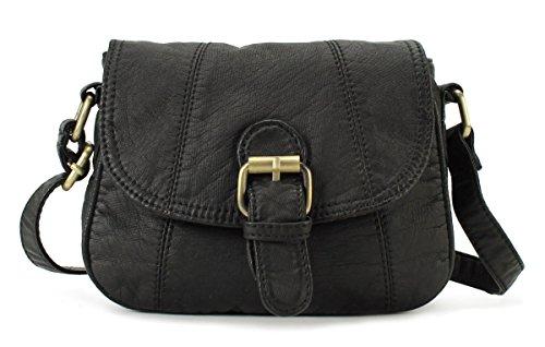 Scarleton Casual Flap Crossbody Bag H1691