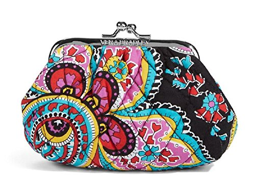 Gorgeous Vera Bradley Kiss Kiss Coin Purse in Parisian