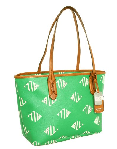 Lauren by Ralph Lauren Caldwell Shopper in Lawn