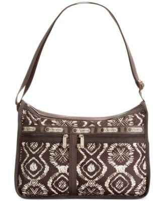 LeSportsac Deluxe Everyday Handbag,Tanzania,One Size