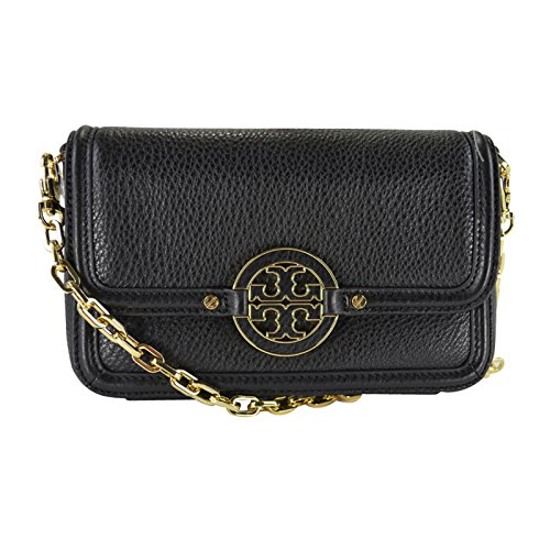 Tory Burch Amanda Mini Crossbody Black