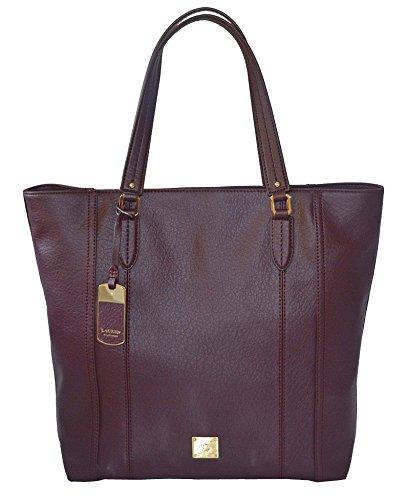 LAUREN Ralph Lauren Robertson NS Tote Bag Handbag Purse Port