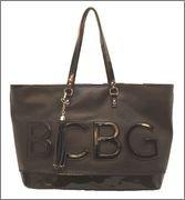 BCBG Large Black Fashion Tote