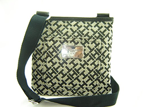Tommy Hilfiger Small Xbody Crossbody Handbag Black Multi