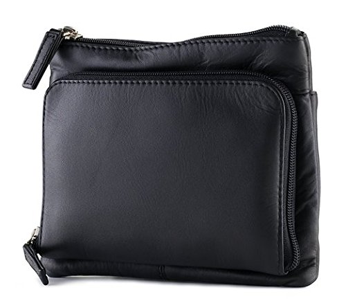 Visconti Visconti Sling Bag Handbag, Leather Messenger Bag for Ladies