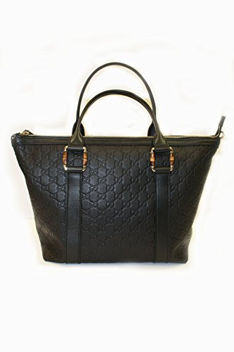 Gucci Handbag Black Leather (Purse)