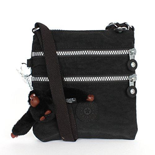 Kipling Alvar X-small Cross Body Mini Bag in Black