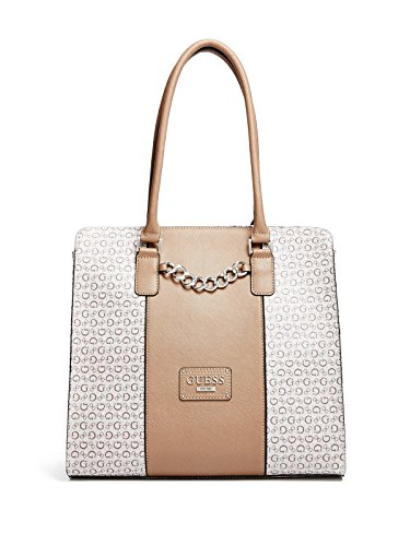 GUESS Lockport Logo Tote