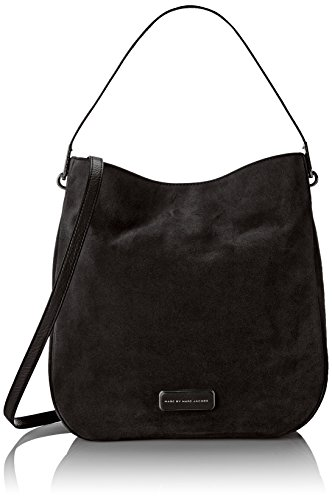 Marc by Marc Jacobs Ligero Sporty Suede Hobo Bag