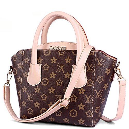 SmileForever Noble Elegant Fashion Classical Leisure Female Handbag