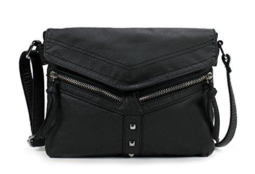 Scarleton Chic V Design Crossbody Bag H1786