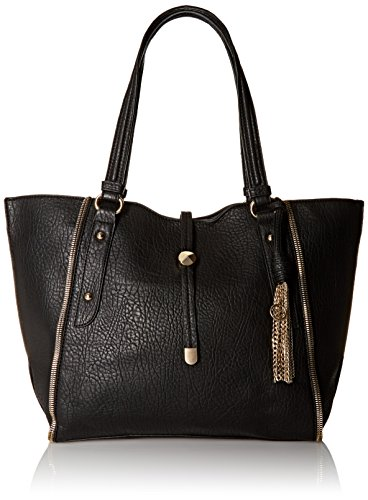 Jessica Simpson Sienna Tote Bag, Black, One Size