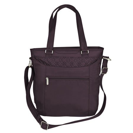 Travelon Anti-Theft Tote With Stitching