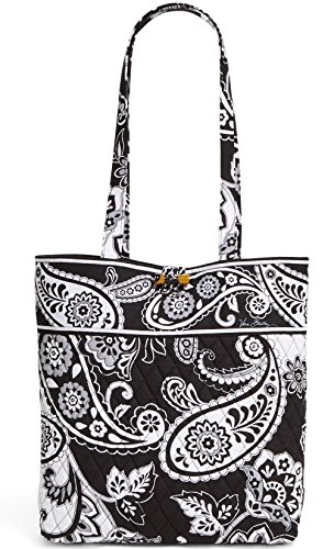 Vera Bradley Women's Tote Midnight Paisley Shoulder Bag