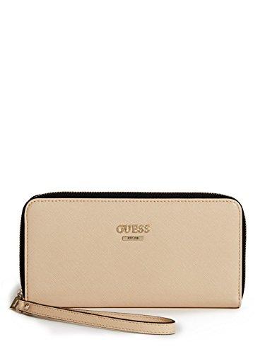 GUESS Women's Wabash Zip-Around Wallet