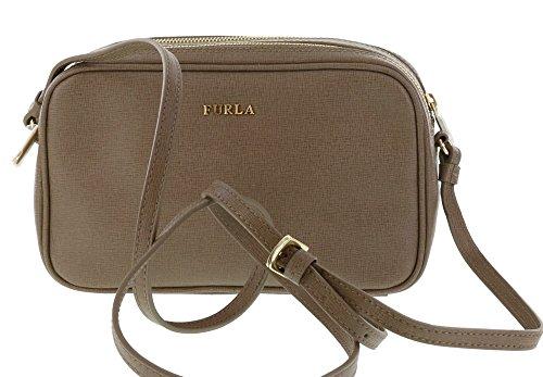 Furla Lilli Cross-Body/Shoulder Bag in Daino (003)