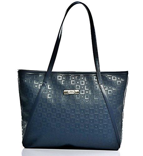 Josi Minea Beautiful & Elegant Leather Handbag / Top Handle Bag perfect for Casual, Business & Evening Outing