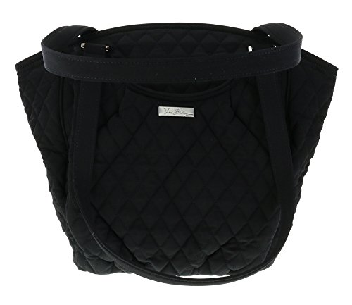 Vera Bradley Glenna Shoulder Handbag – Classic Black