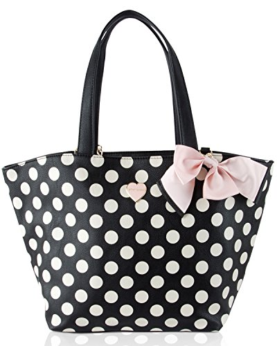 Betsey Johnson Bag in Bag Reversible Tote (2 Piece Set)