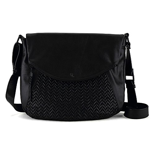 Elliott Lucca Bali '89 Carine Saddle Hobo Bag