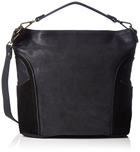 Liebeskind Berlin Fenjab Hobo Bag, Black, One Size