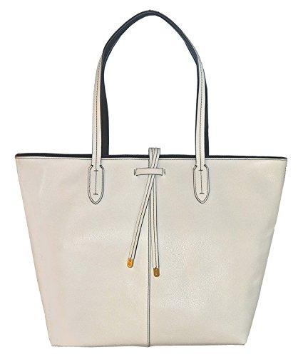 LAUREN Ralph Lauren Crawley Unlined Tote Bag Handbag Purse