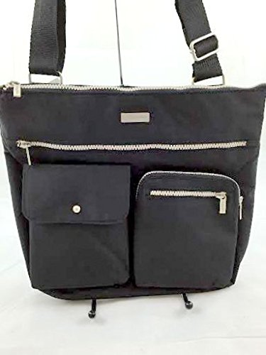 Baggallini Special Edition Quest Bagg – Black/Sand