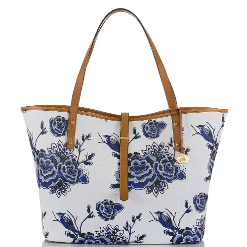 ALL DAY SHOULDER TOTE BLUE DELFT