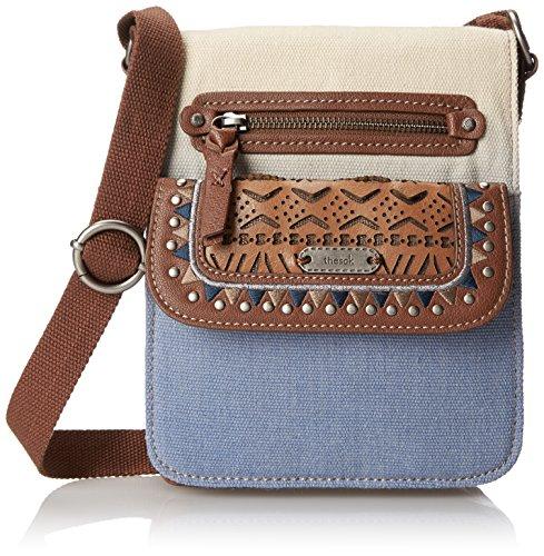 The Sak Pack Small Flap Messenger Cross Body Bag