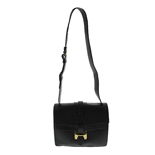 Halston Heritage Womens Leather Double Slip Shoulder Handbag