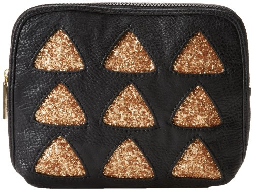 BCBGeneration Triangles Zip Pouch Clutch