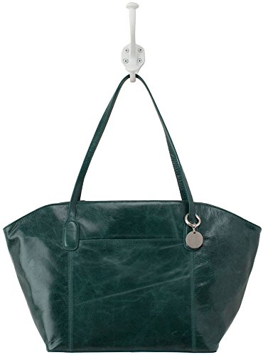 Hobo Handbags Vintage Leather Patti Tote – Hunter