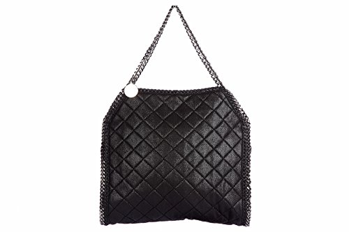 Stella Mccartney women's shoulder bag original falabella black