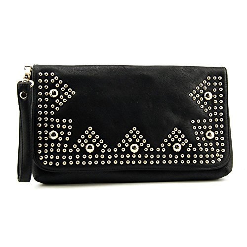 Steve Madden Wylie Clutch Womens Synthetic Clutch