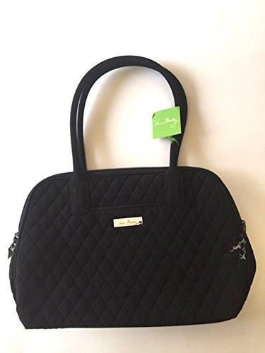 Vera Bradley Zip-Around Handbag – Classic Black – NWT