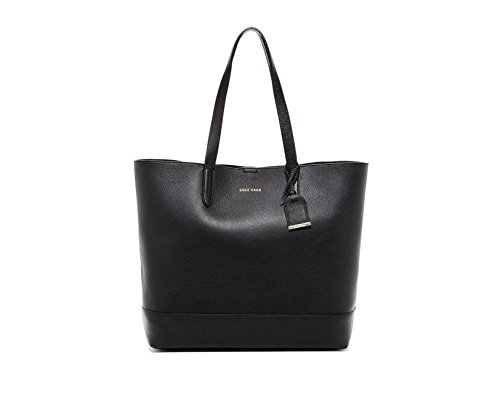 COLE HAAN Pebbled Leather Unlined Tote