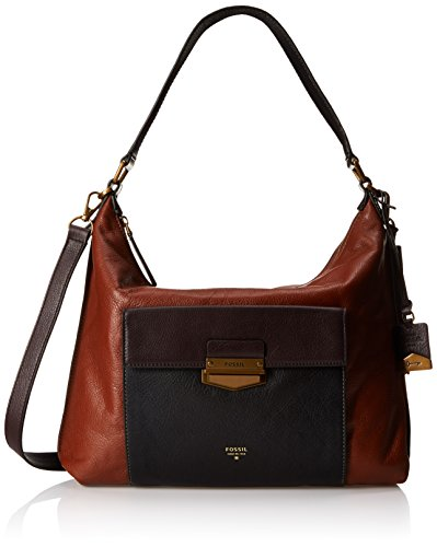 Fossil Vickery Shoulder Bag, Brown, One Size