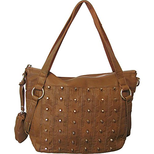 AmeriLeather Dinodaria Handbag