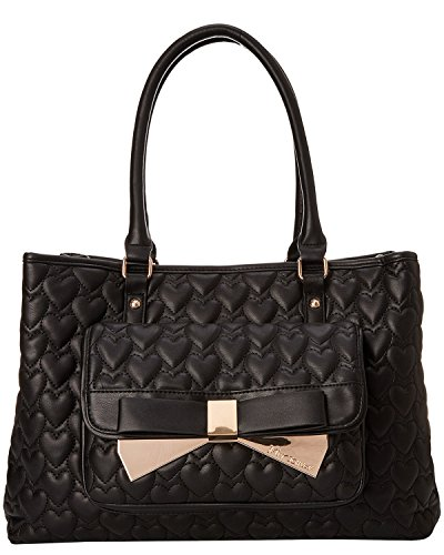 Betsey Johnson Be Mine Forever East West Tote