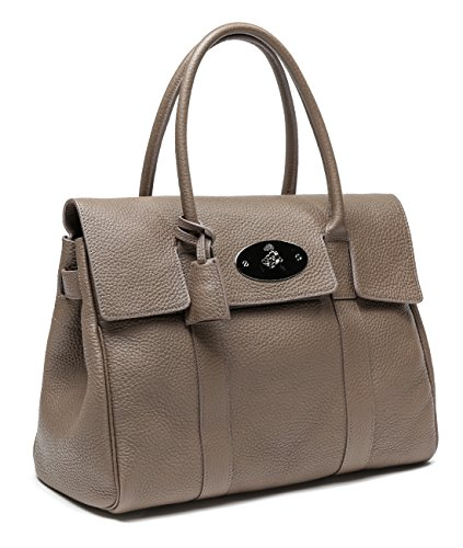 Mulberry Women's Bayswater Soft Grain Real Leather Handbag