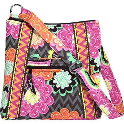 Vera Bradley Women's Hipster Ziggy Zinnia Cross Body