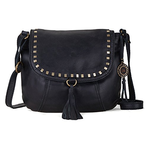 The Sak Serrano Saddle Cross Body Bag