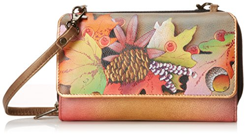 Anuschka Convertible On A String Wallet